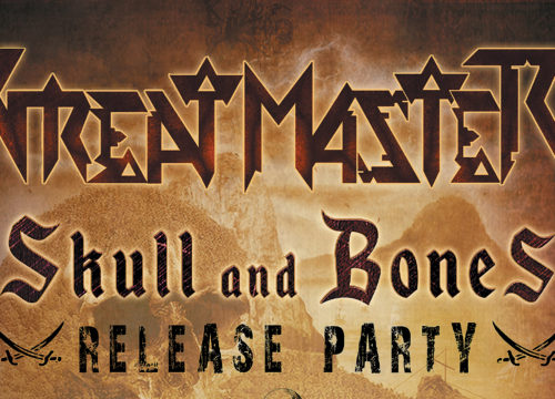 SKULL AND BONES Release Party